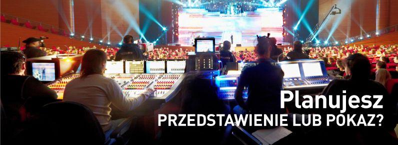Techniczna obsługa imprez  http://SpotMultimedia.pl