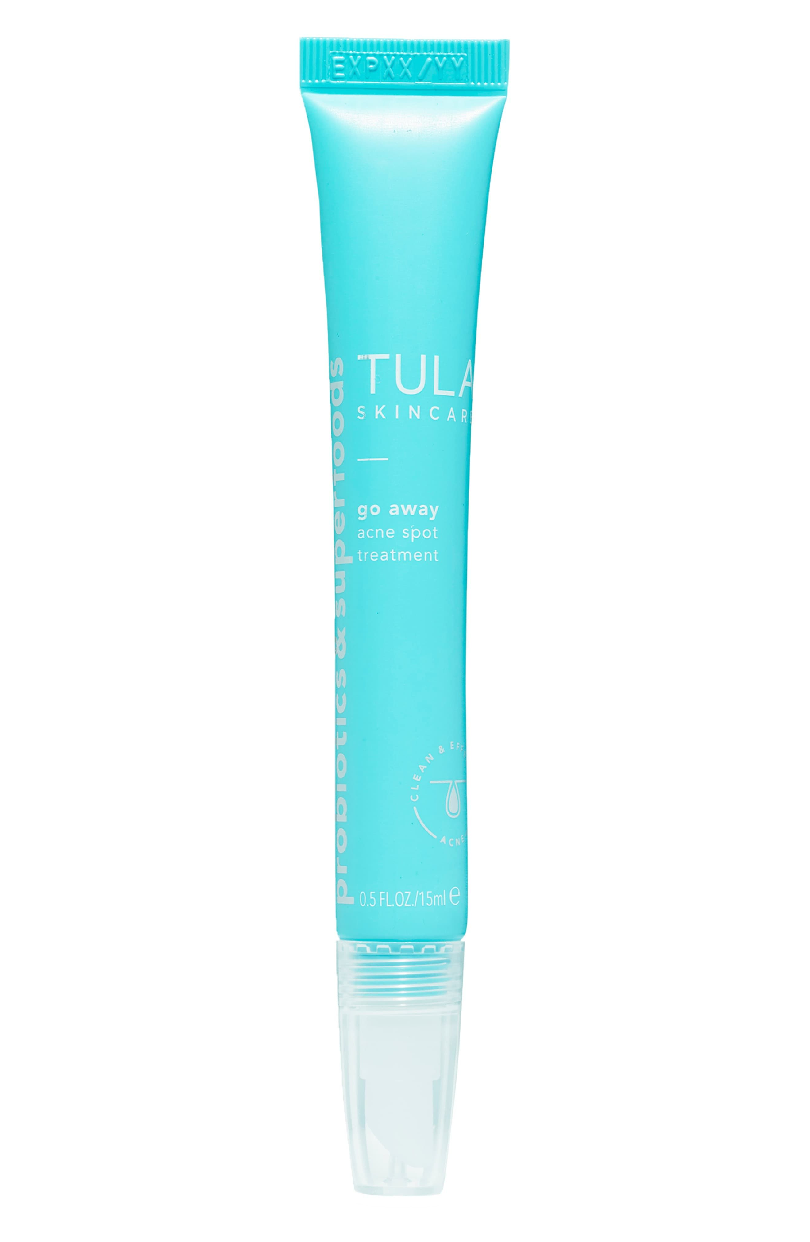 Tula Probiotic Skincare Clear It Up Acne Clearing Correcting Gel Acne Spot Treatment Acne Spots Tula Skincare