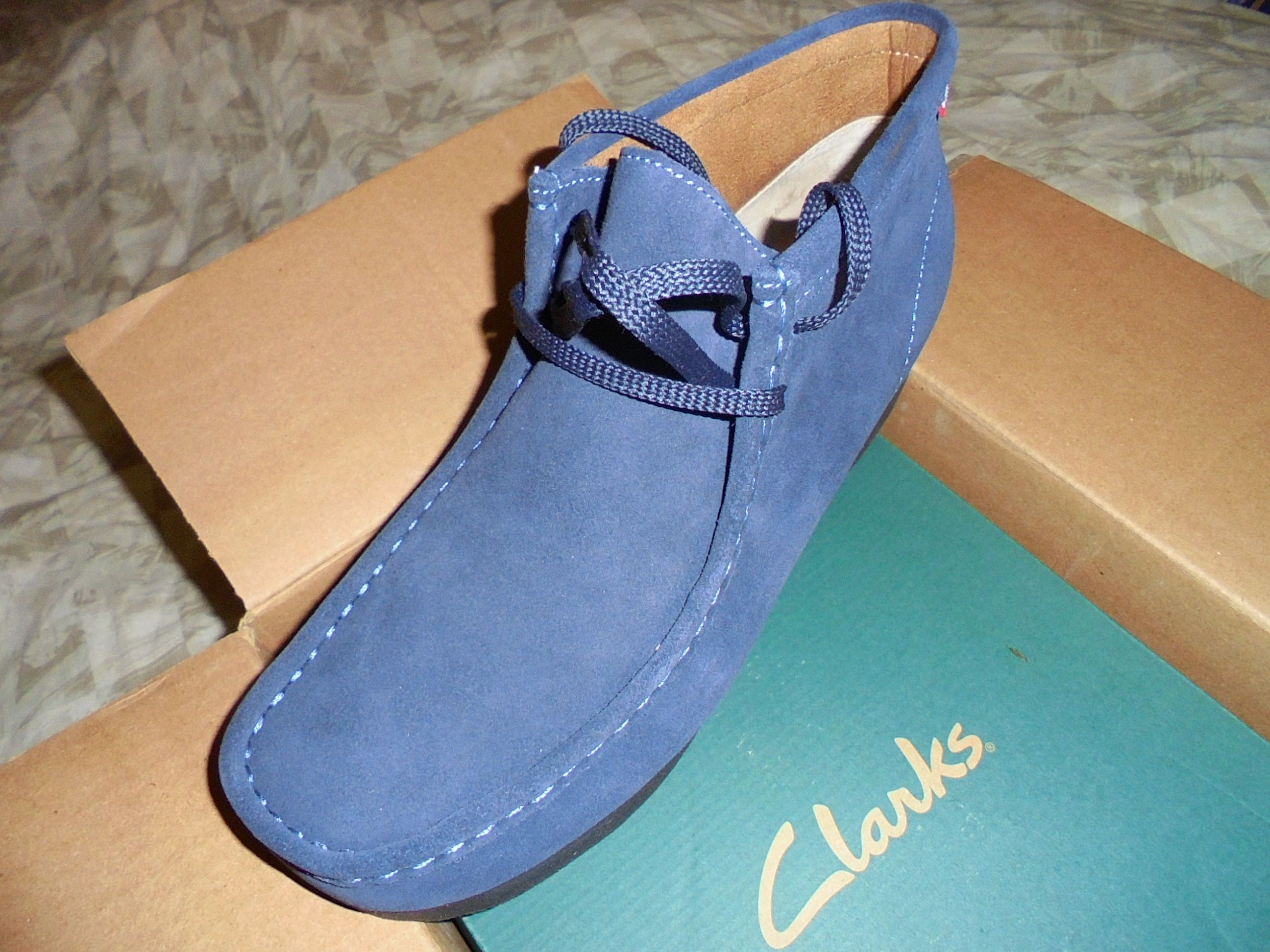 #WallabeePadmores #frontandcenter by #Clarks - www.drewrynewsnetwork.com/forum/reviews