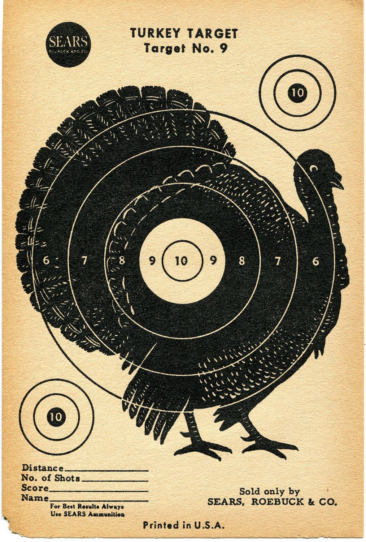Happy turkey day shooting targets archery inspiration