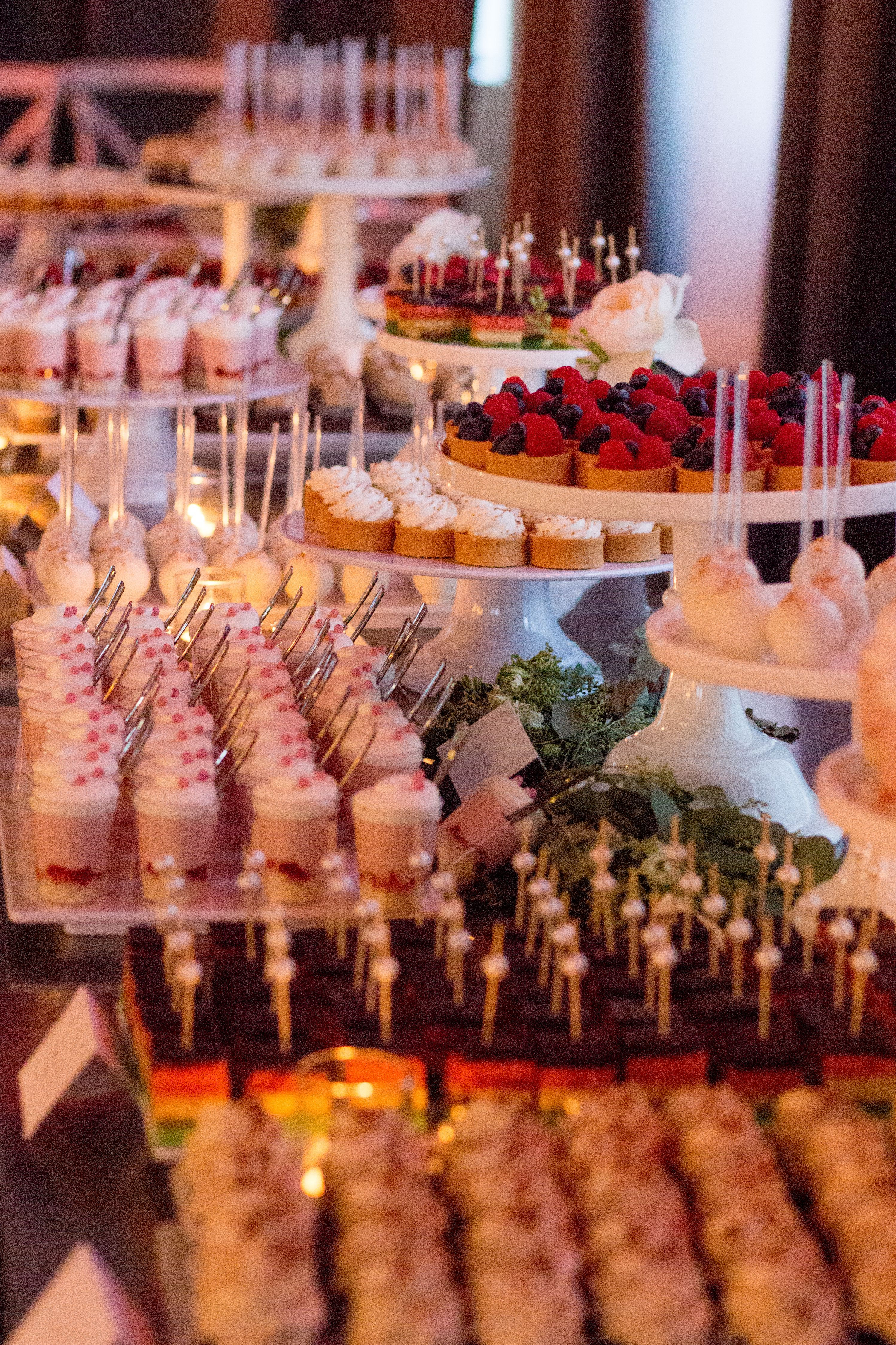 Dessert Station By Crave Catering Events In Minneapolis And St