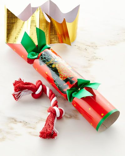 Christmas Cracker Toys.Dog Toy Christmas Cracker Each Generalofficesupplies