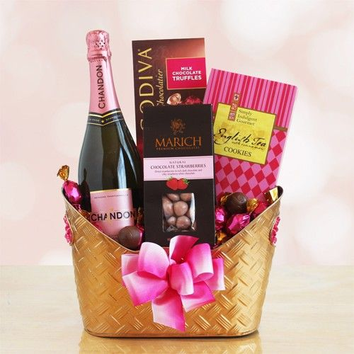 Wine Baskets with gourmet treats for Valentine's Day! In the Gift Baskets & Flowers Shop, Valentine's Day Category! Use the coupon code: love on the ...