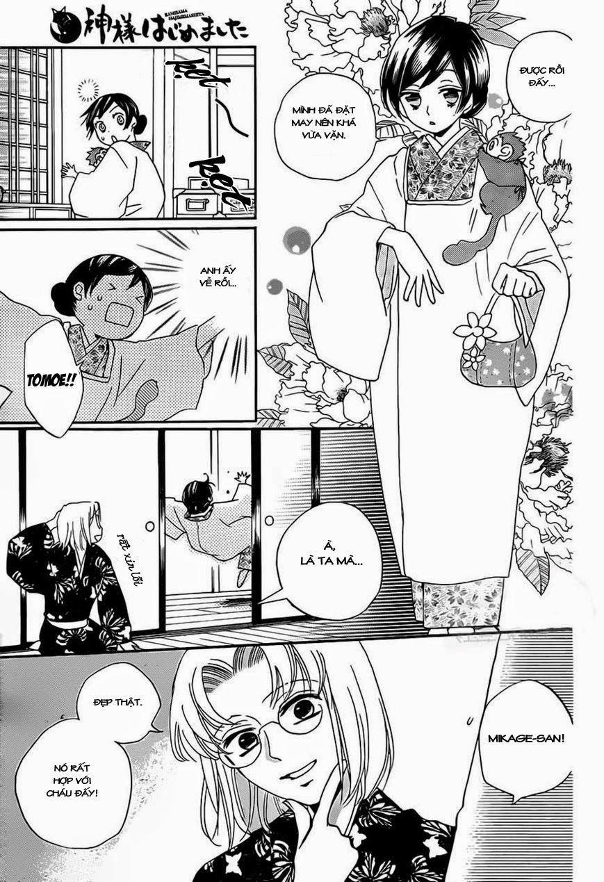 [TUYỆT VỜI] Kamisama Hajimemashita Chap 101 Anime