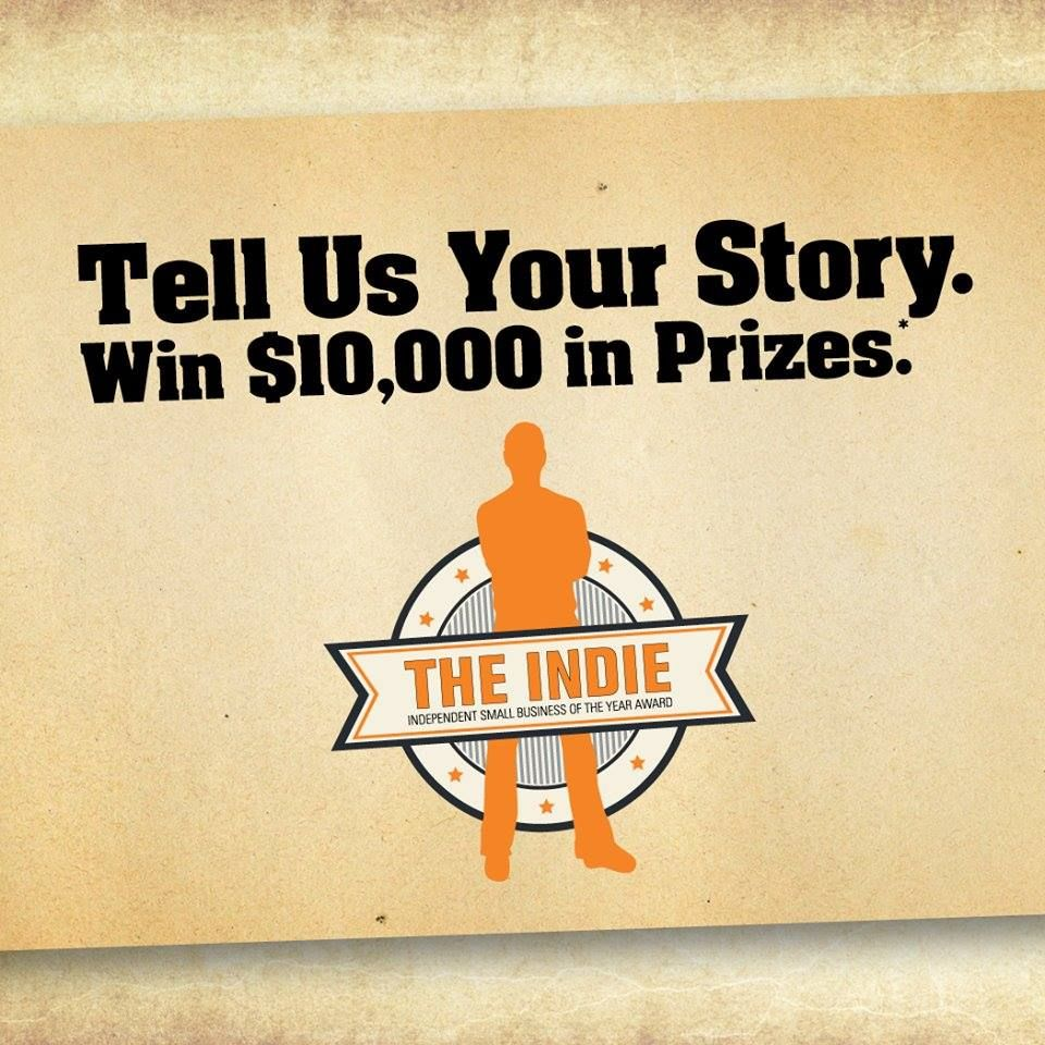 Independent We Stand is looking for small locally-owned businesses that go above and beyond for their community and their customers. Know any that fit the bill?  Nominate them for Independent Small Business of the Year! IndieBizAward.com