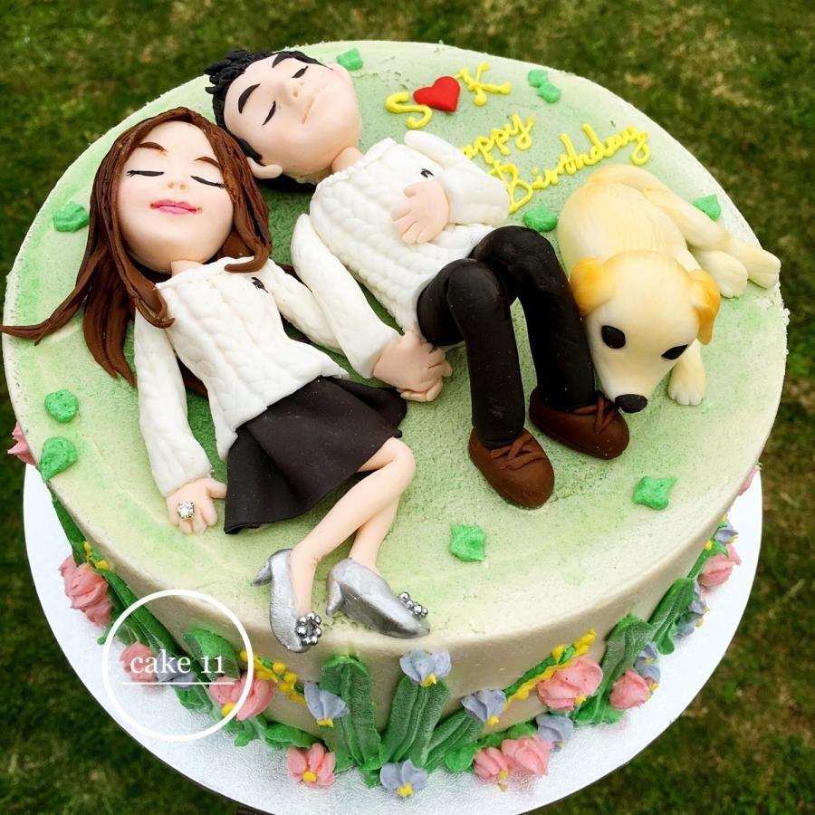 вошел необычный торт на годовщину свадьбы фото праздник своим