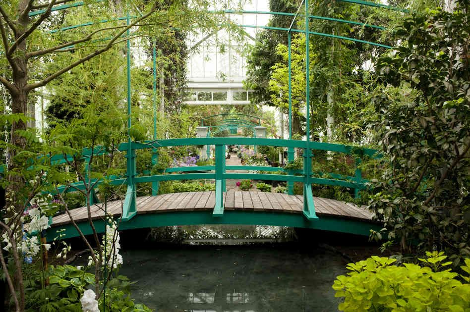 Green Thumb How Art Grew From A Garden