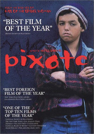 Pixote A Stark And Jarringly Effective Film About Street Children