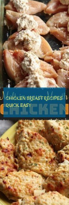 chicken breast recipes quick easy
