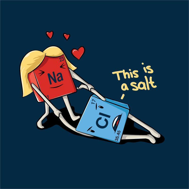 Funny Chemistry Is Sodium
