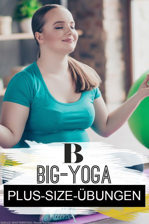 Photo of Big Yoga: If I can do it, everyone can!