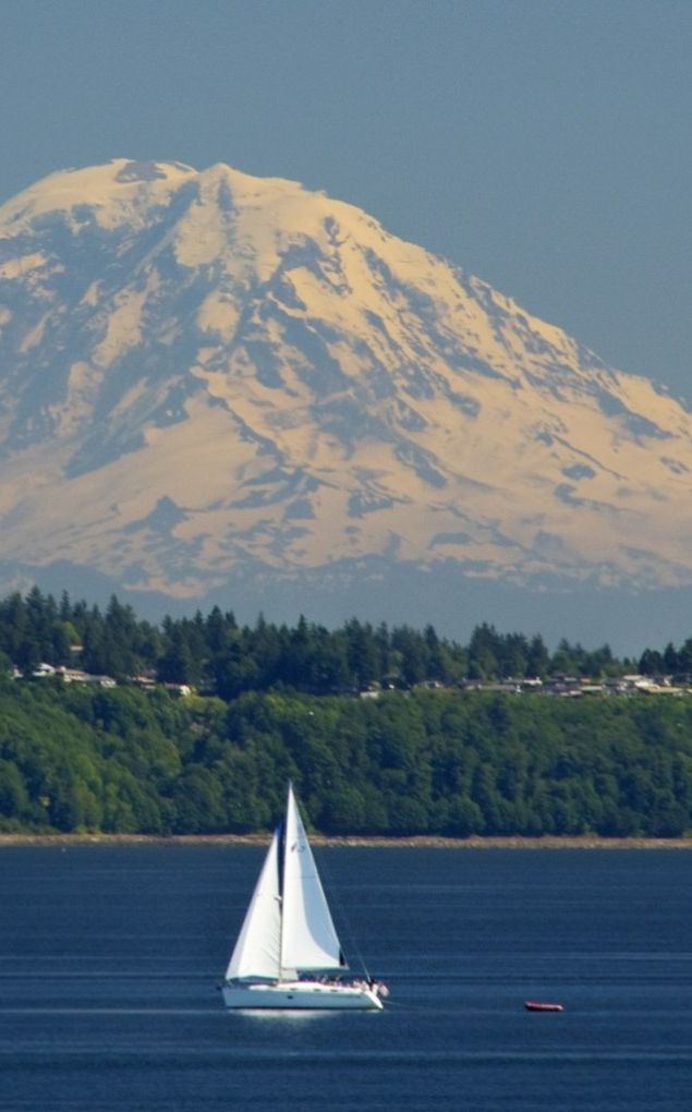 another perfect west coast weekend trip puget sound washington