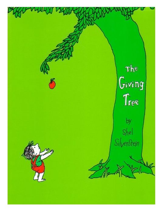 Image result for the giving tree cover