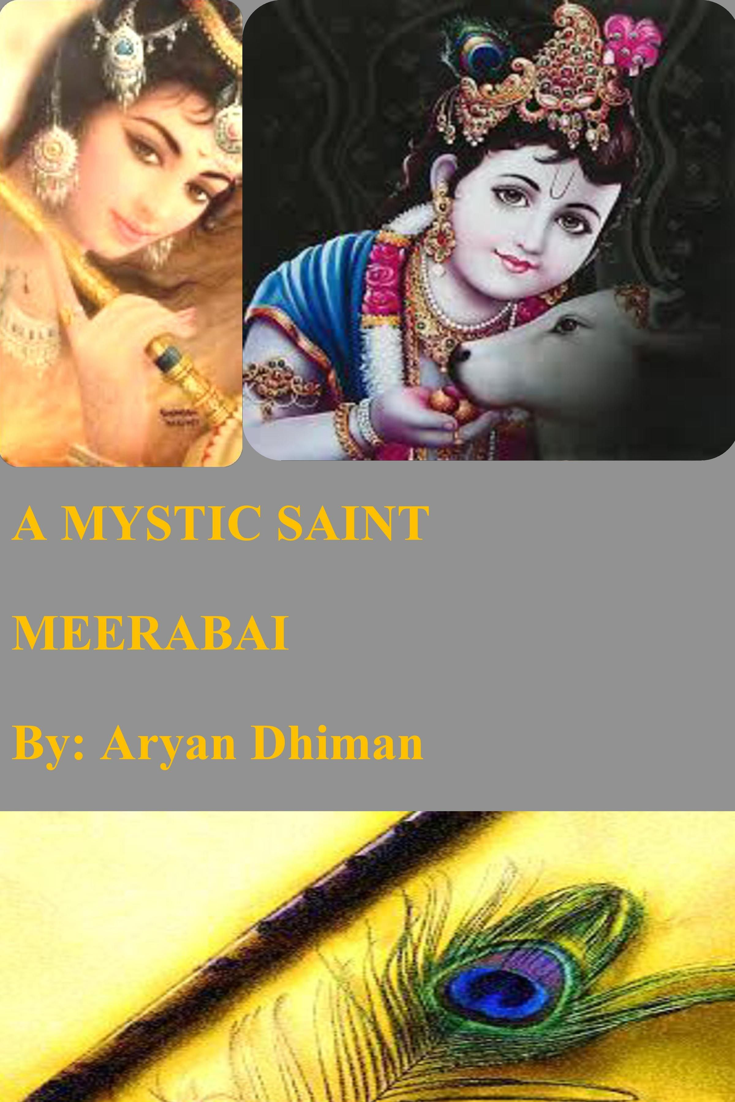 """Meerabai, a less known to the world saint, somebody said,""""She was a mystery"""", someone said,""""She was insane"""" but she was neither a mystery nor an insane. She showed the path of self sacrifice towards your lord, you don't need to worship Him day and night or chants hymns all the time, instead you need to immerse yourself in your God. Devotion will be incited by itself inside you."""