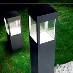 Photo of Modern garden by volani – lighting designs, lda modern   homify