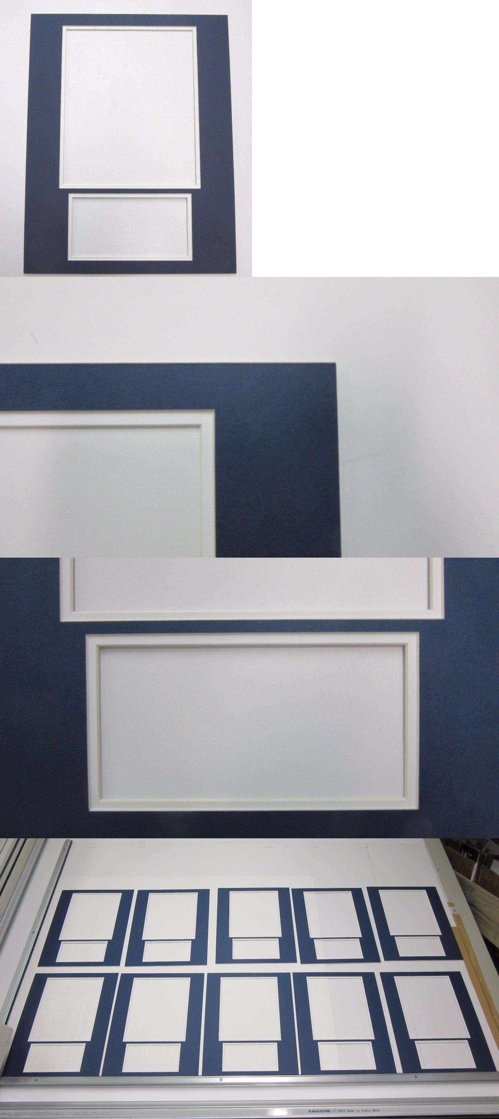 Framing Mats 37576: Picture Framing Mat 11X14 Custom Openings Yale ...