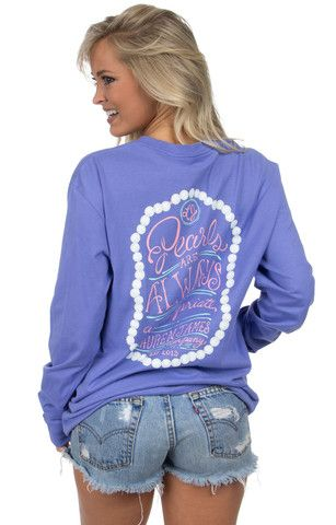 Pearls are Appropriate - Long Sleeve – Lauren James Co.