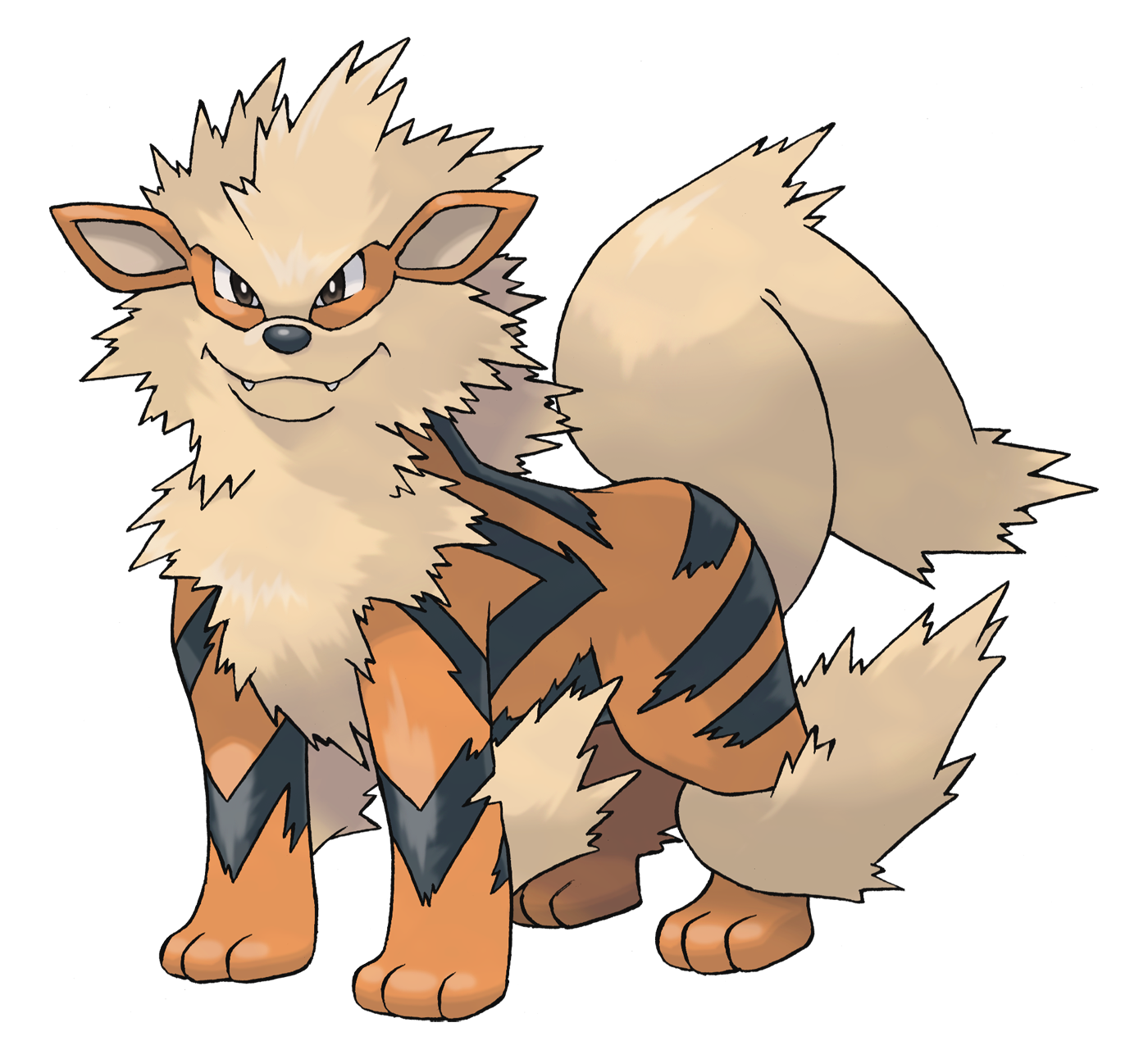 Image result for arcanine png