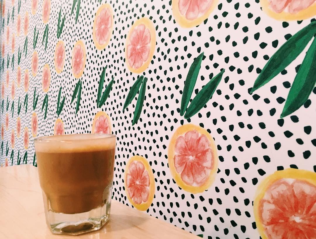 Cortado & Pretty Wallpaper