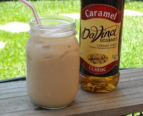"""Mommy's Kitchen: Homemade Iced Coffee """"My New Addiction"""""""