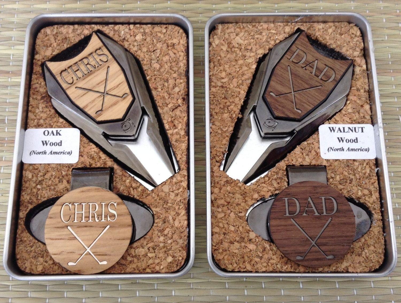 Personalized Groomsmen Gifts Wood Golf Ball Marker By Woodulike 4699