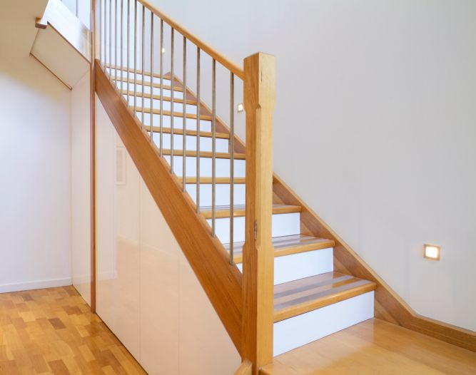 101 Staircase Design Ideas Photos Painted Wood Stairs