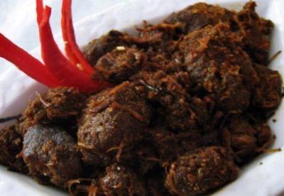 Resep Dan Cara Membuat Rendang Padang Hitam Empuk Dan Lezat Food Indonesian Food Eat