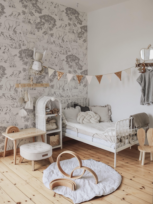 Pokoj Dzieciecy W Neutralnych Barwach Room Baby Room