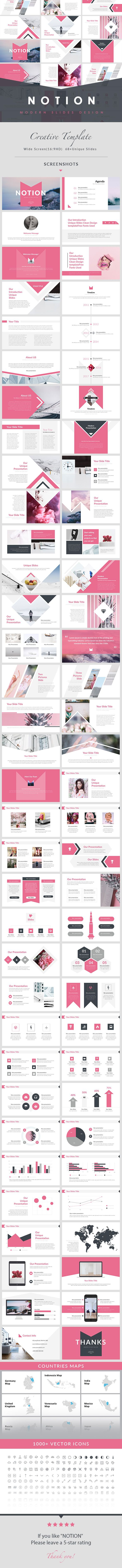 Notion simple creative powerpoint template creative powerpoint notion simple creative powerpoint template toneelgroepblik Choice Image