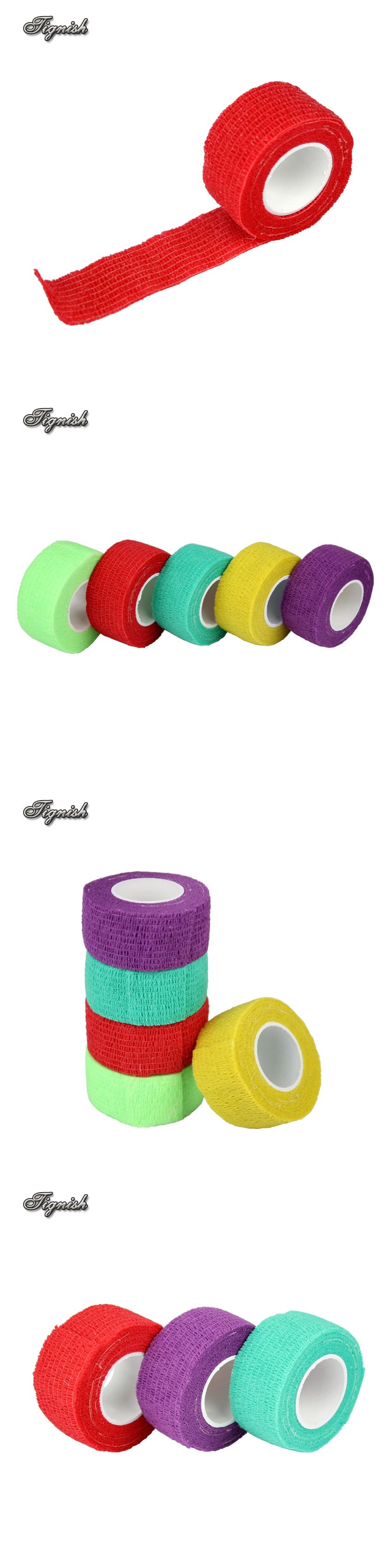 Tignish 1Pcs Self Adhesive Non-Woven Fabric Elastic Nail Tapes ...