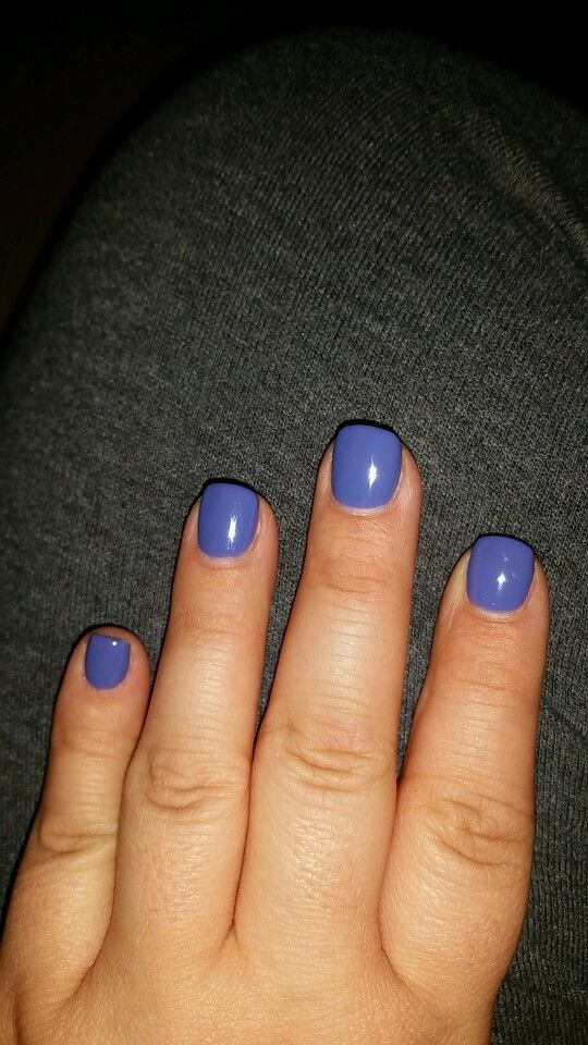 CQ nails in Oconomowoc. I gave a picture of a color I wanted, and ...