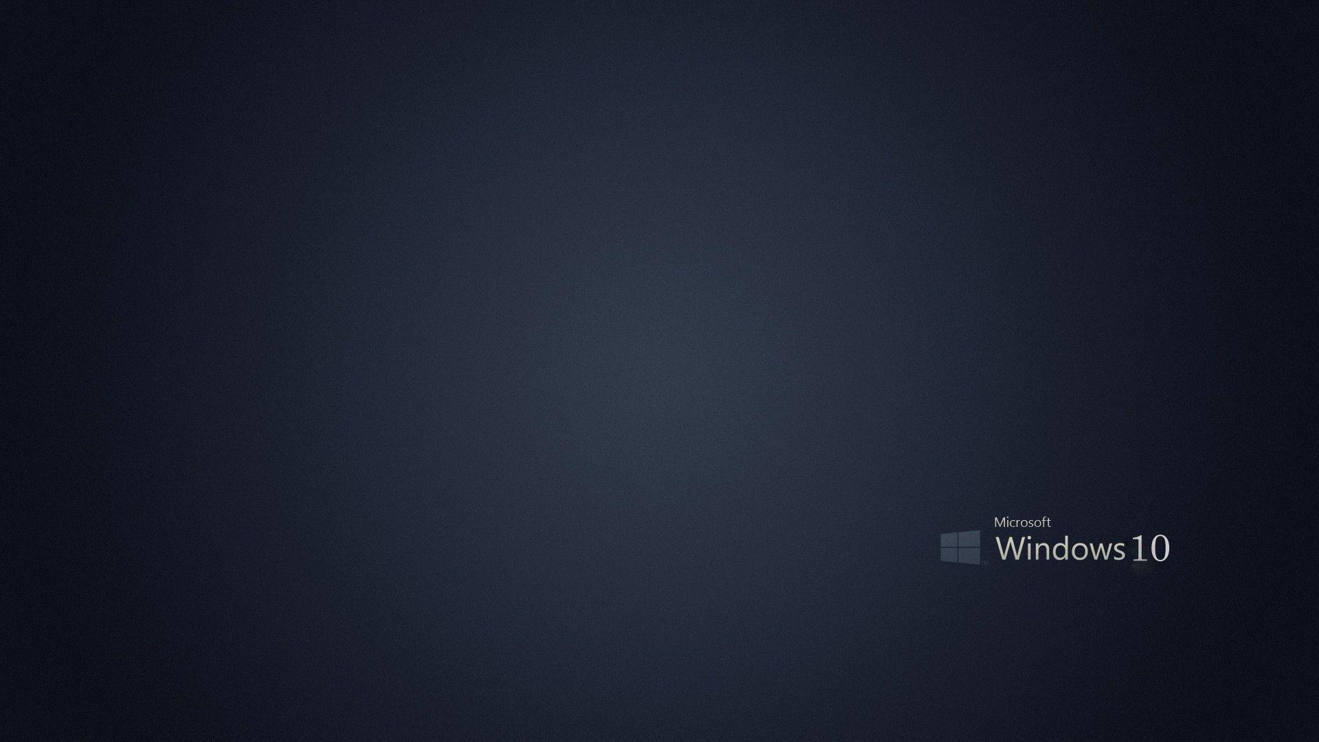 Windows 10 Black Hd Wallpaper For 4k Uhd Widescreen Desktop Smartphone Papel De Parede Do Windows Papel De Parede Do Notebook Imagem De Fundo De Computador