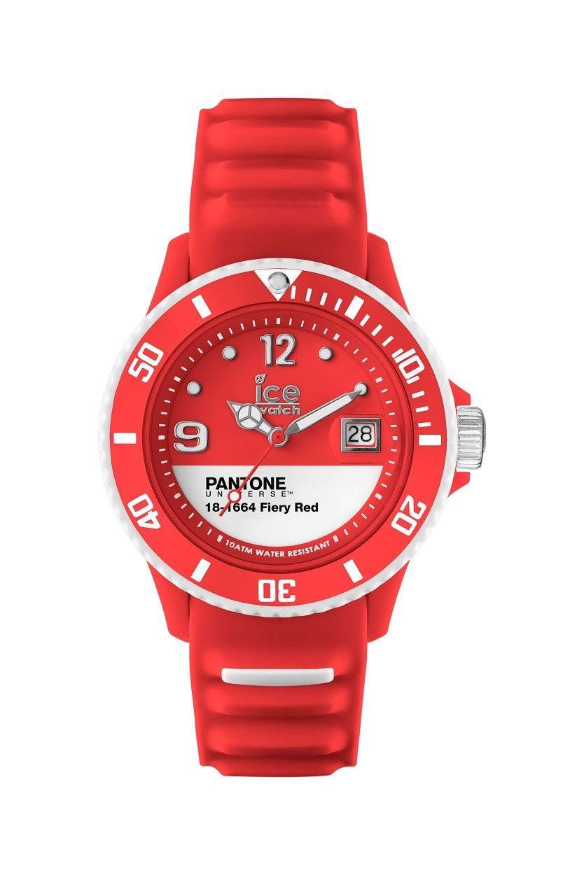 fc7da395b18e Ice-Watch PANTONE UNIVERSE - Fiery Red