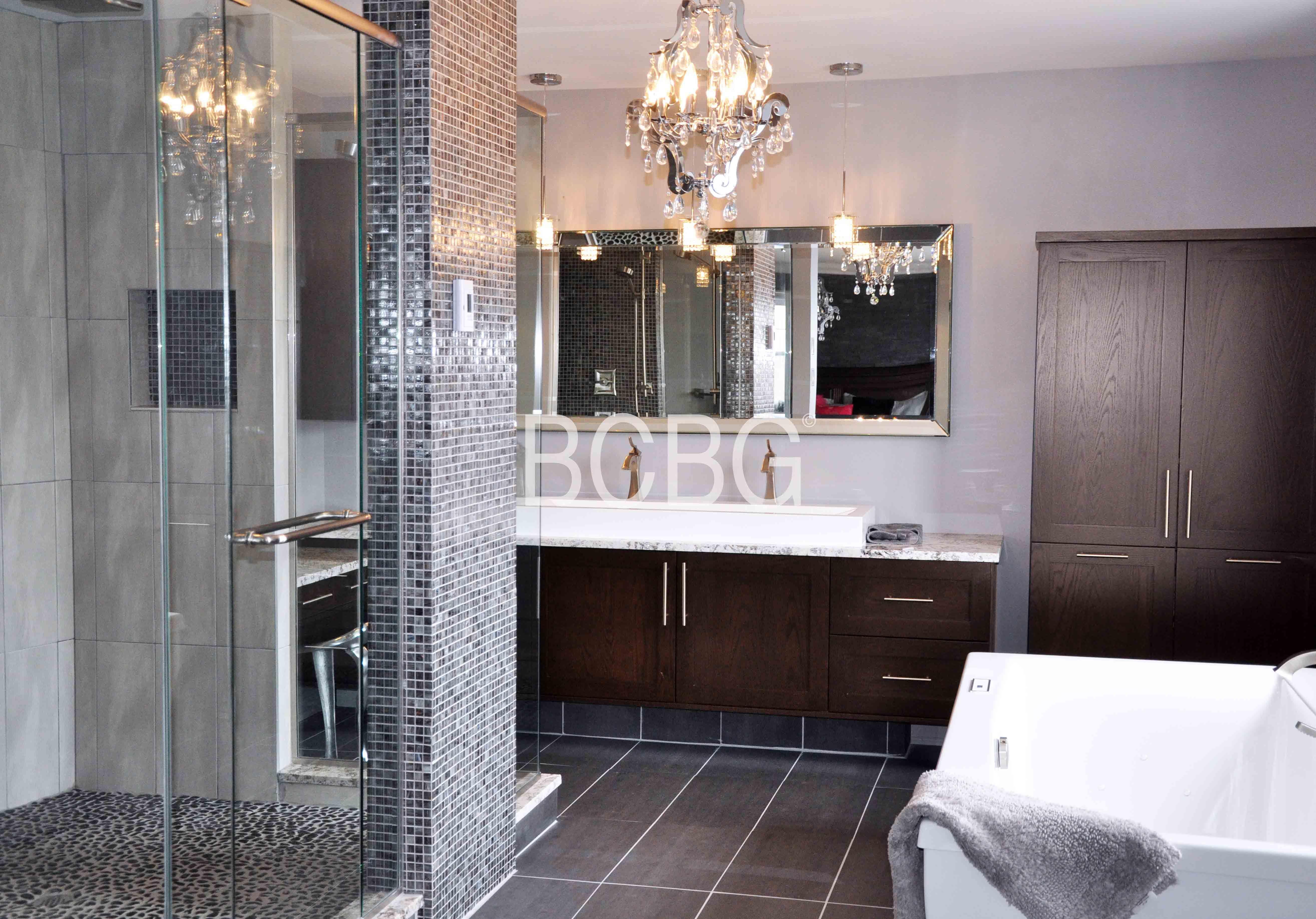 Contemporary Bathroom With Oak Cabinets Oak Bathroom Cabinets Contemporary Bathroom Oak Cabinets