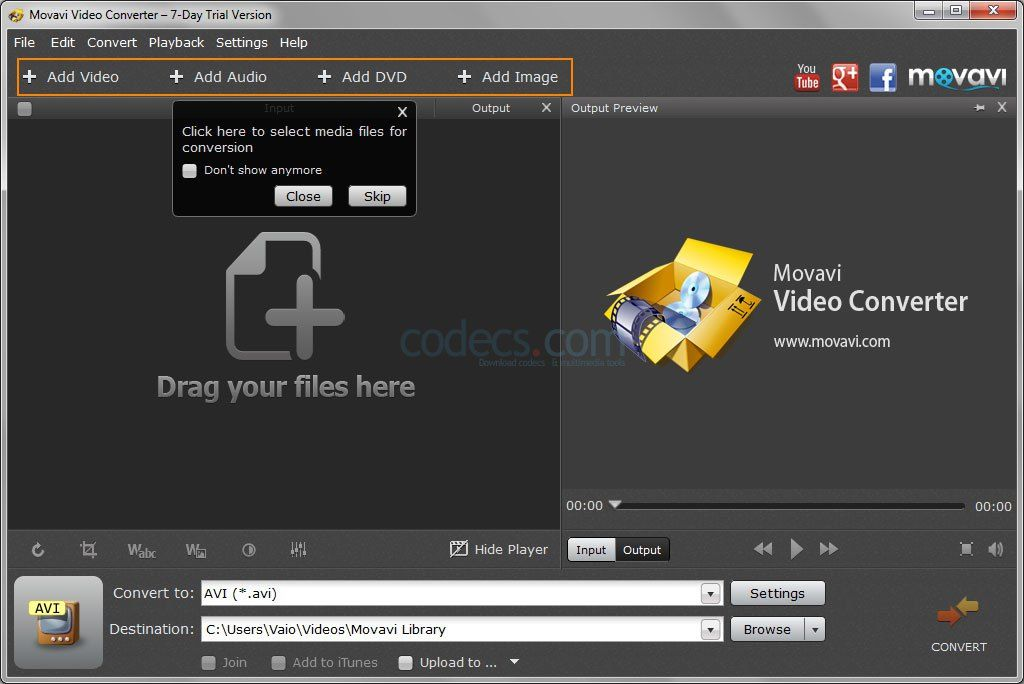 activation key for movavi video converter mac