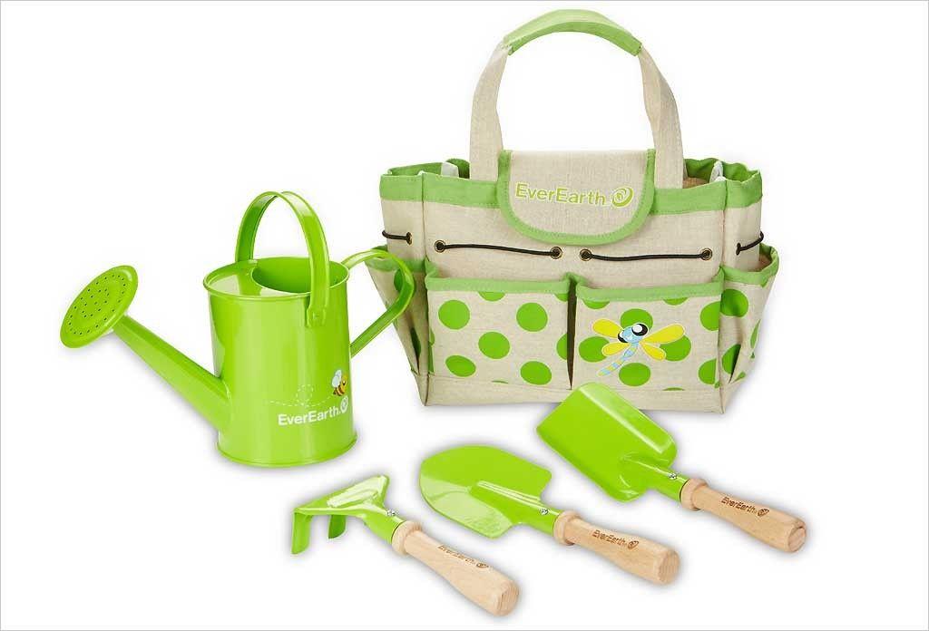 Sac outils de jardinage enfant EverEarth
