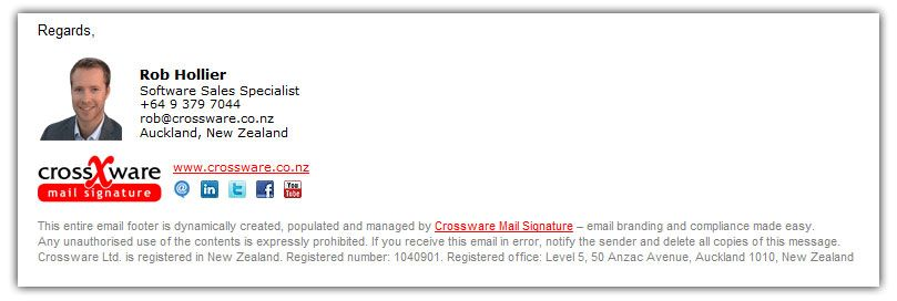 email signature | Email Signature Inspiration | Pinterest | Email ...