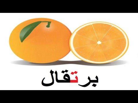 مواضع و اشكال حرف التاء في الكلمة Educational Videos Fun Orange