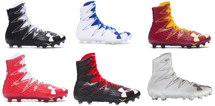 1dce531bc548f Under Armour Men s UA Highlight MC Sneaker  Football  NFL  FootballShoes   FootballCleats  Cleats  Shoes  Sneakers