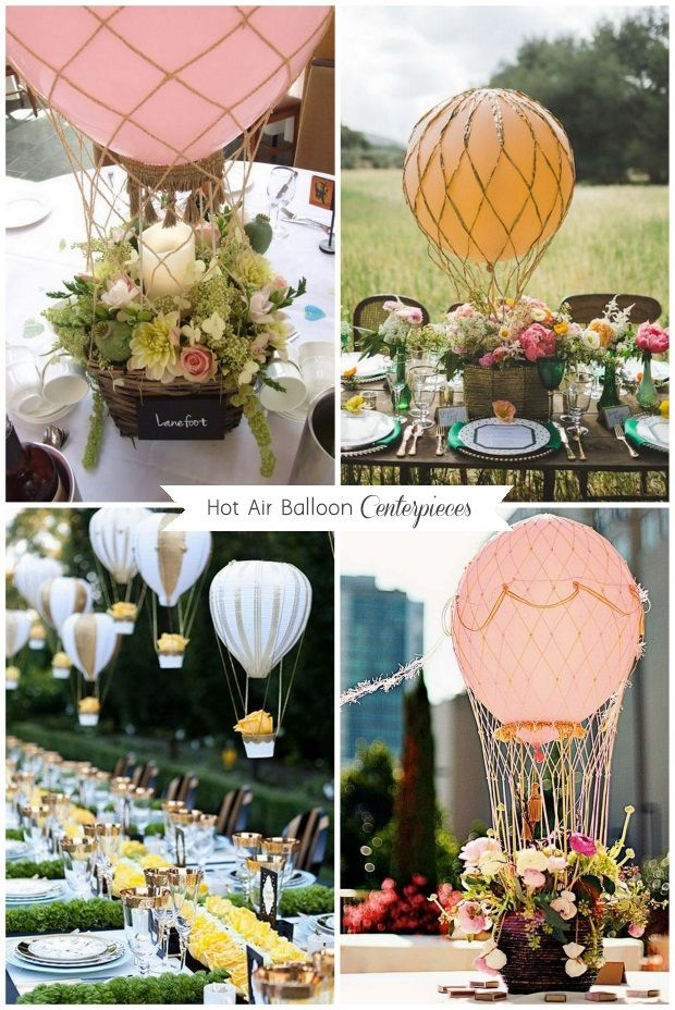 8 Amazing Ways To Include Balloons In Your Wedding Day Gradparty