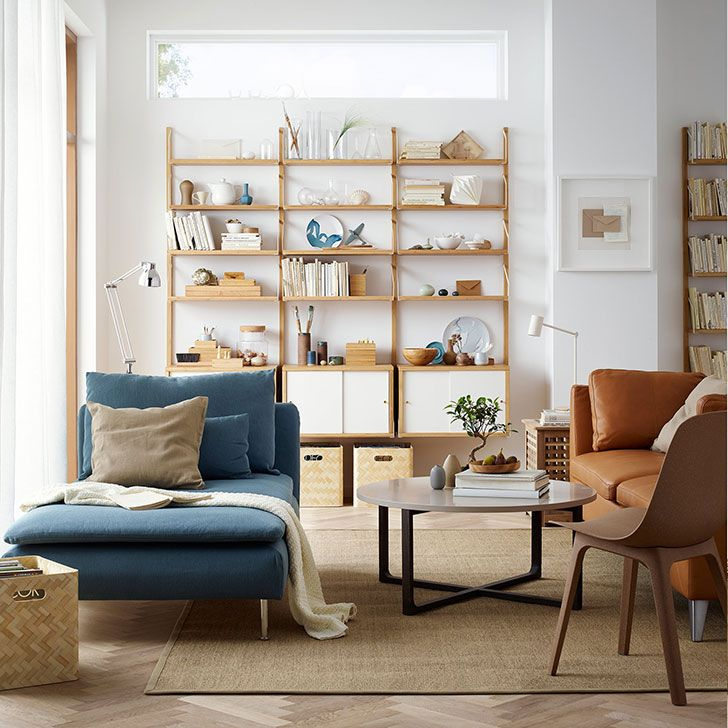 New Catalogue For 2018 By IKEA: Colorful And Bright. Ikea ProductsLiving  Room ...