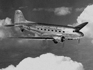douglas DC-3 | American airlines, Aviation, Vintage aircraft