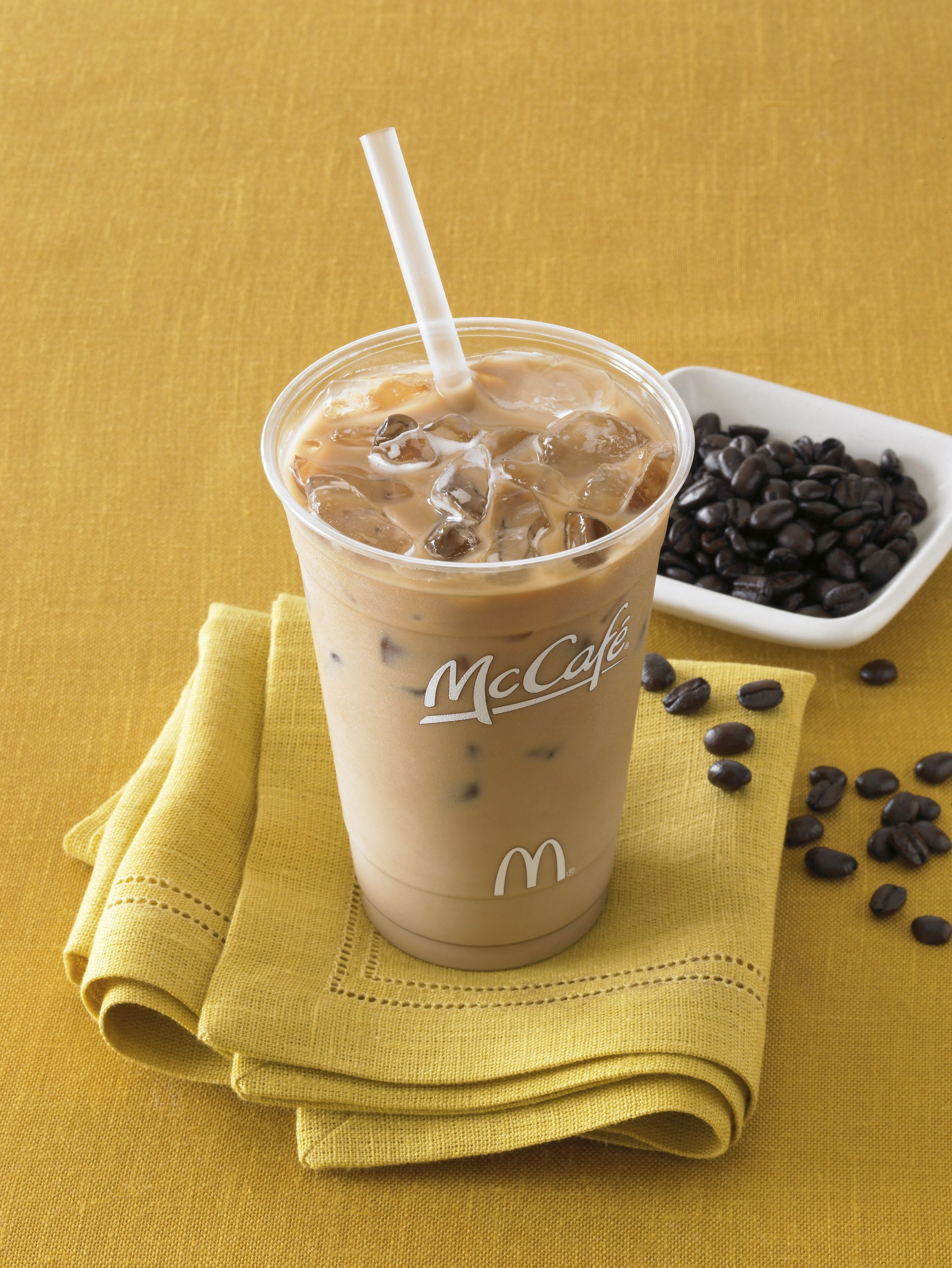 McDonald's iced coffee.some days I need an IV of this