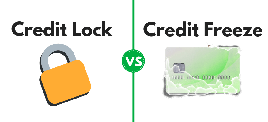 Credit Lock Vs Credit Freeze What S The Difference Credit Freeze Clark Howard Frozen