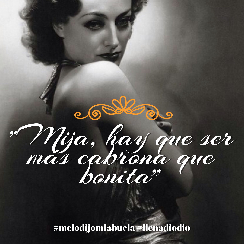 Ese sí lo sigo al pie de la letra  #melodijomiabuela #llenadiodio