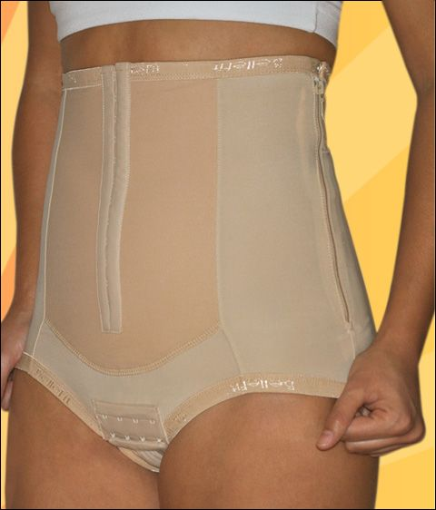 Bellefit Post Pregnancy Dual Girdle Corset
