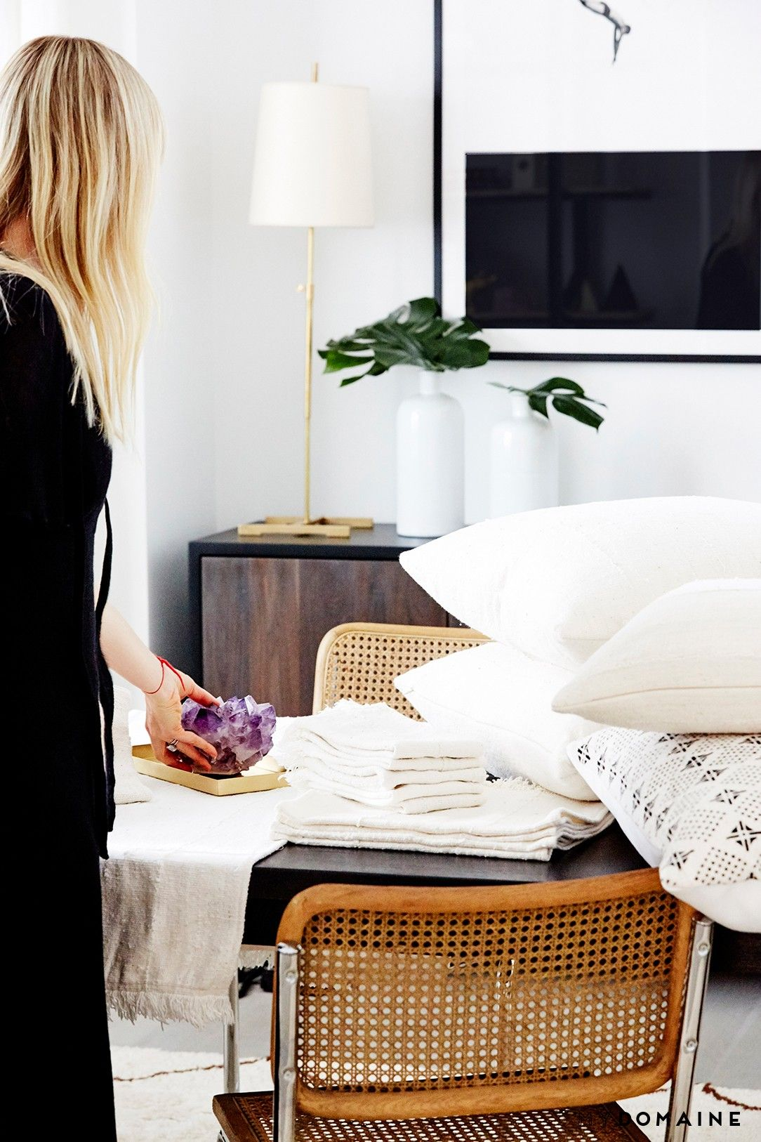 Inside Fashion Designer Erin Fetherston\'s Chic New Home Collection ...