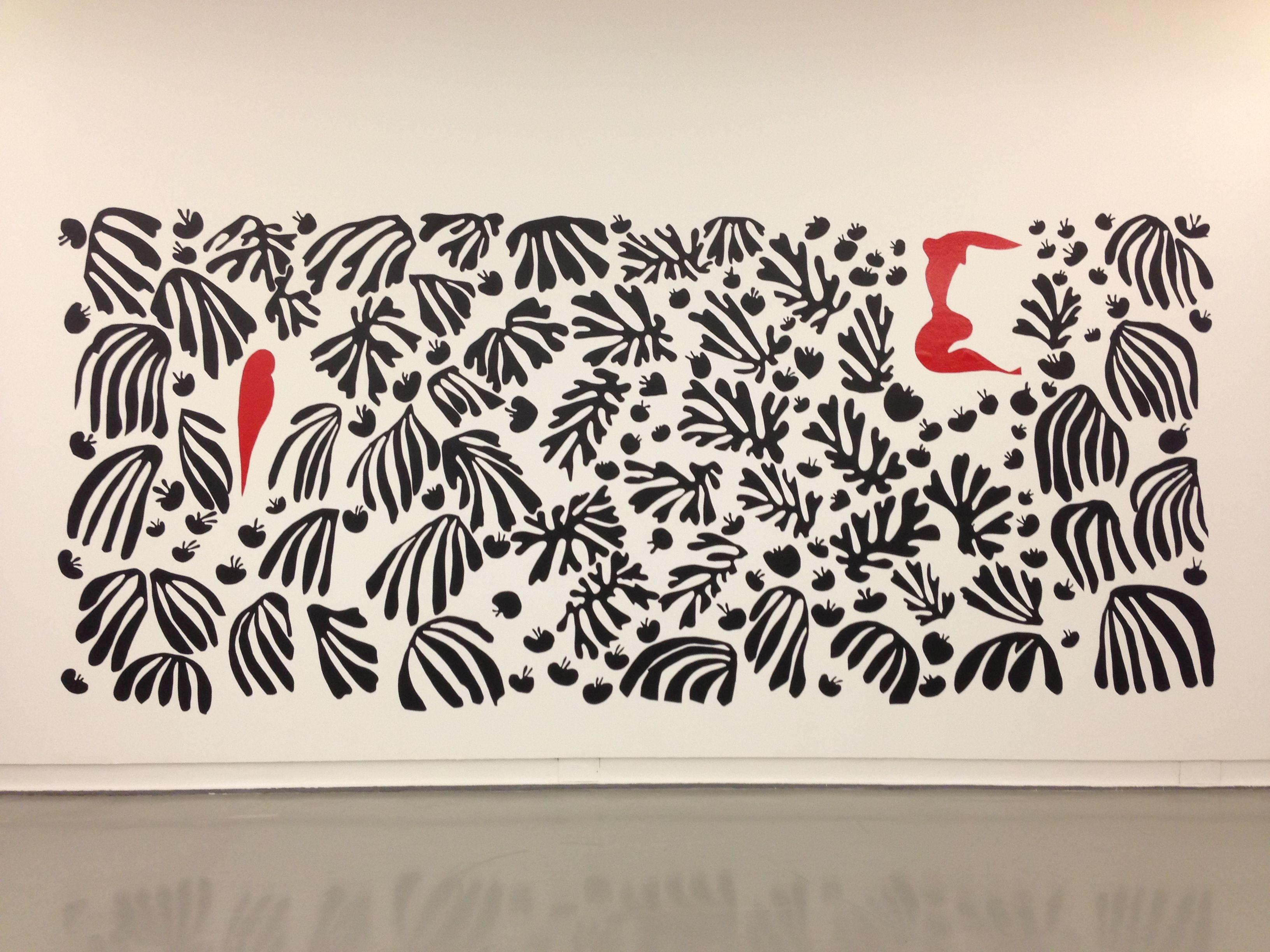 "Patrice Carré, Exhibition ""Bonjour M. Matisse!"" at MAMAC, Nice, Côte d'Azur, by yourguideboba.com"