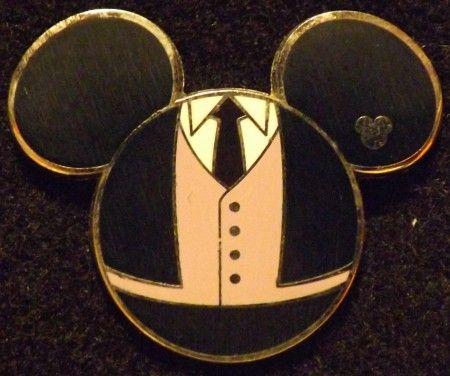 Cast Member Costumes Icon 2012 2013 2015 Hidden Mickey Set Choose a Disney Pin