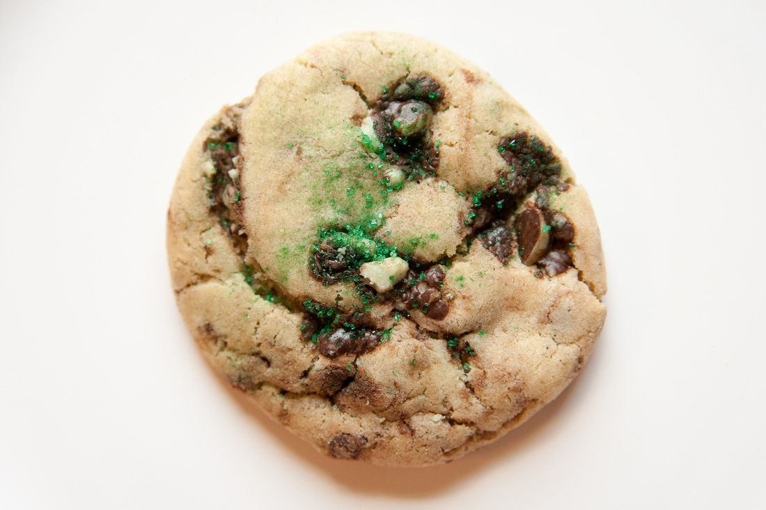 Yellow Duck Cookies. Mint Chocolate Chip. $18 a dozen. Ships within the US. Photos done by Amy Clark Studios. www.amyclarkstudios.com